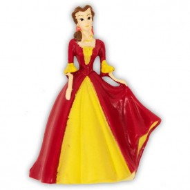 "Disney 2""-3"" Princess Belle Beauty & The Beast Figurine Cake Topper"