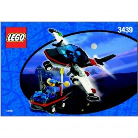 LEGO Classic Town Airport Spy Runner (3439)