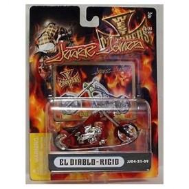 West Coast Choppers El Diablo Rigid Jesse James 1/31 Diecast Motorcycle