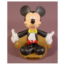 Mcdonalds Happy Meal 2005 Walt Disney Parks and Resorts 1 - Mickey Mouse - Happiest Celebration on Earth by McDonald's