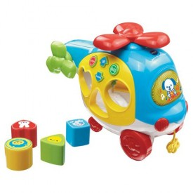 VTech Sort and Go Baby Helicopter