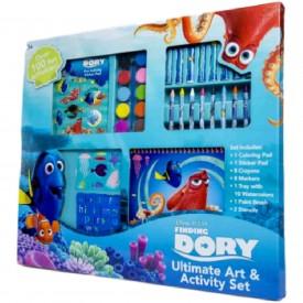 Disney Pixar Finding Dory Ultimate Art & Activity Set Over 100 Pieces