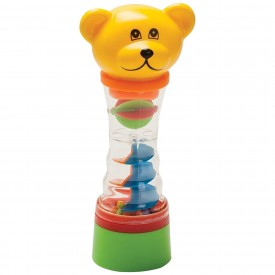 Tumbling Friend Teddy Bear Baby Rattle Toy 6+ Months