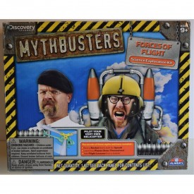 MythBusters Forces of Flight Science Exploration Kit