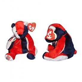 TY Beanie Baby - PATRIOT the Bear
