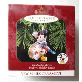 Hallmark Keepsake Ornament - Bandleader Mickey Mickey's Holiday Parade 1997 (QXD4022)
