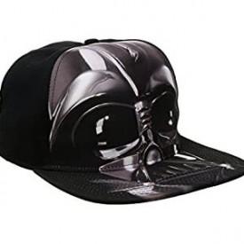 Star Wars Darth Vader Adjustable Adult Baseball Cap Hat Snapback Flat Bill Black