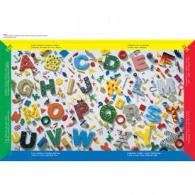 I SPY A is For Jigsaw Puzzle 63 Piece