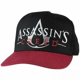 Assassin's Creed Adjustable Adult Baseball Cap Hat Snapback Flat Bill Black