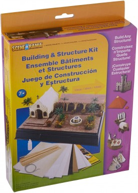 Woodland Scenics Buildings and Structures Diorama Kit
