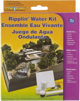 Woodland Scenics SP4122 Scene-A-Rama™ Ripplin' Water Kit