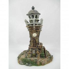 Boyds Bear Bearly Built Villages Little Ben Clock Tower