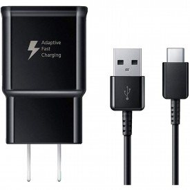 Samsung Adaptive Fast Charger + USB-C Cable