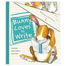 Bunny Loves To Write (Picture Book) (Hardcover)