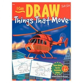 I Can Draw Things That Move (I Can Draw Series Walter Foster)