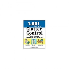 1,001 Timely Tips for Clutter Control (Paperback)