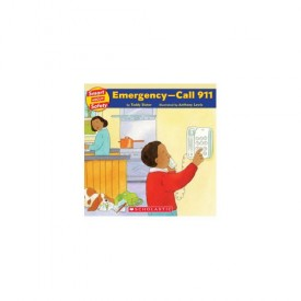 Emergency Call 911 (Smart About Safety) (Paperback)