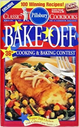 Cooking & Baking Contest: Classic Cookbooks #157 (Pillsbury) (Cookbook Paperback)