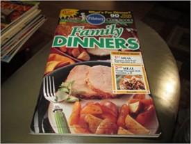 Classic #152: Family Dinners  (Pillsbury) (Cookbook Paperback)