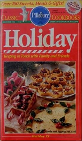 Classic Cookbooks: Holiday XI (#142 December 1992) (Pillsbury) (Cookbook Paperback)
