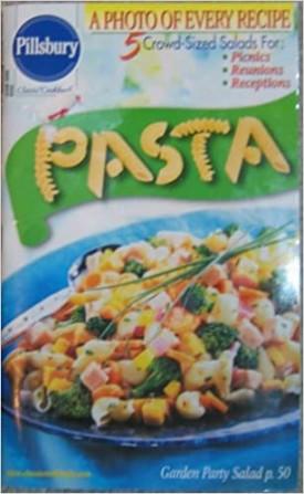 Classic #232: Pasta (Pillsbury) (Cookbook Paperback)