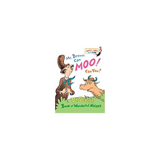 Mr. Brown Can Moo! Can You?  (Hardcover)