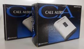 Ameriphone Call Alert Telephone Notifier Hearing Impaired-Announces Incoming Calls CA200M Master Unit & CA-200RX Remote Unit