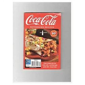 Refreshing Recipes Magazine (Coca-Cola) (Cookbook Paperback)