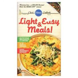 #87: Light & Easy Meals! (Pillsbury) (Cookbook Paperback)