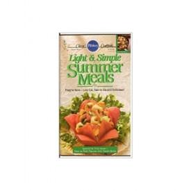 Light & Simple Summer Meals (Pillsbury) (Cookbook Paperback)