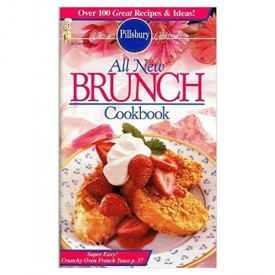 All New Brunch Cookbook #112 (Pillsbury) (Cookbook Paperback)