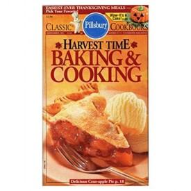 #129: Harvest Time Baking & Cooking  (Pillsbury) (Cookbook Paperback)