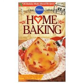 #117: Home Baking (Pillsbury) (Cookbook Paperback)