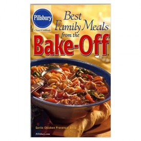 Best Family Meals, from the Bake-Off, #264, February 2003 (Pillsbury) (Cookbook Paperback)