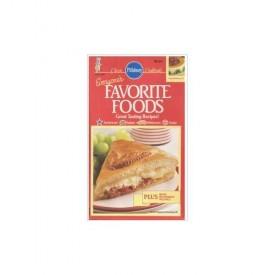 Classic No. 85: Everyone's Favorite Foods (Pillsbury) (Cookbook Paperback)