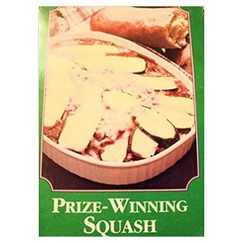 Recipe Collection: Prize-Winning Squash (The Country Cooking) (Cookbook Paperback)