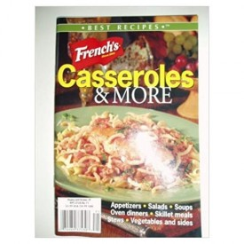 Best Recipes Casseroles And More  (French's) (Cookbook Paperback)