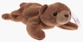 TY Beanie Baby - CUBBIE the Bear