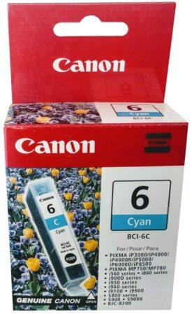 Canon BCI6C BCI-6C Cyan Ink Cartridge