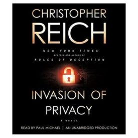 Invasion of Privacy: A Novel Unabridged, June 16, 2015 (Audiobook CD)