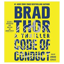 Code of Conduct: A Thriller (14) (The Scot Harvath Series) Unabridged, July 7, 2015 (Audiobook CD)