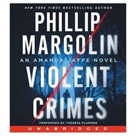 Violent Crimes CD: An Amanda Jaffe Novel February 9, 2016 (Audiobook CD)