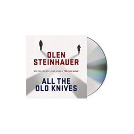 All the Old Knives: A Novel Unabridged, March 10, 2015 (Audiobook CD)