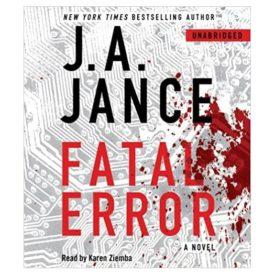 Fatal Error: A Novel (Ali Reynolds) Audio CD – Unabridged, February 1, 2011 (Audiobook CD)