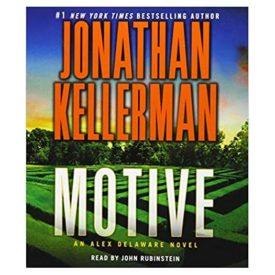 Motive: An Alex Delaware Novel Audio CD – Audiobook, February 10, 2015 (Audiobook CD)