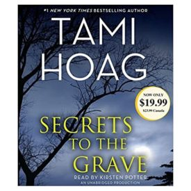 Secrets to the Grave (Oak Knoll Series) Audio CD – CD, June 12, 2012 (Audiobook CD)