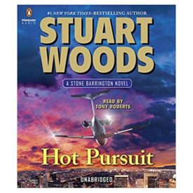 Hot Pursuit (A Stone Barrington Novel) Audio CD – CD, April 7, 2015 (Audiobook CD)