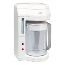 Salton Ice Tea & Ice Coffee Maker Color White