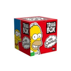 Imagination Games Trivia Box - The Simpsons