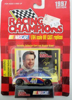 NASCAR #40 Robby Gordon Sabco Chevy Monte Carlo 1997 Racing Champions 1:64 Diecast